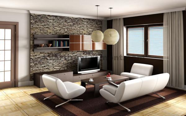 Фото расстановки мебели в гостиной
