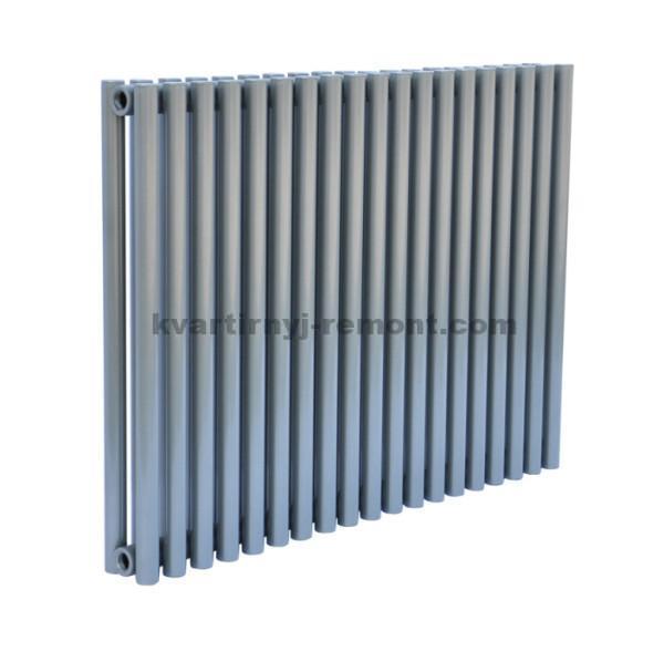 Трубчатая металлическая батарея отопления