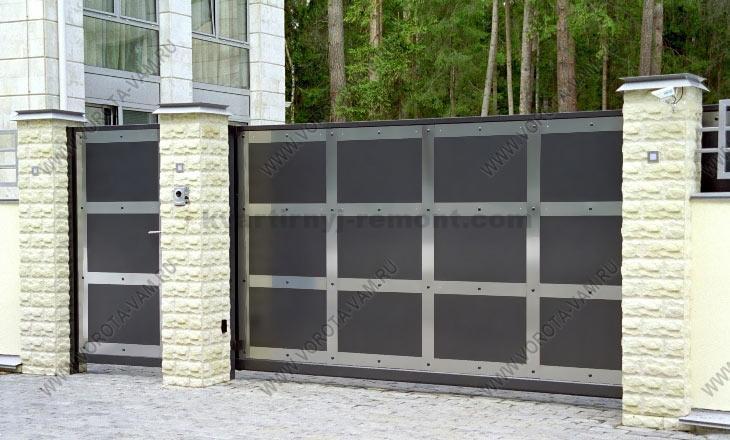 Ворота купить москва ворота для дачи в орехово зуево