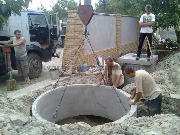 septik-iz-betonnyh-kolec