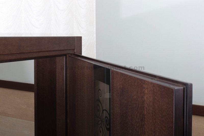 На фото – Европолотно (двери с четвертью).
