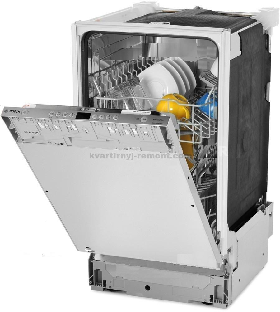 Bosch spv 53m00ru инструкция по монтажу
