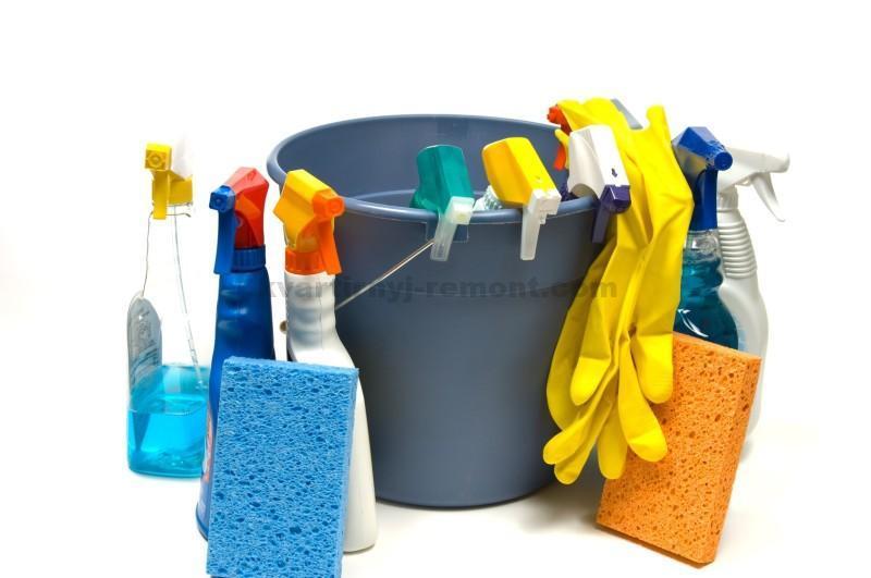 использование безвредных моющих средств