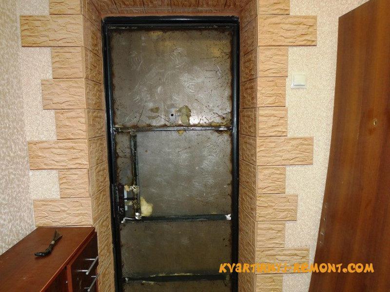 Lärmschutztüren in der Wohnung