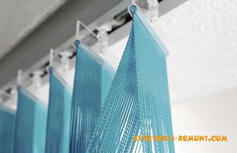 Жалюзи вертикальные тканевые - какие лучше выбрать?