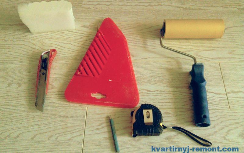 Немного инструментов