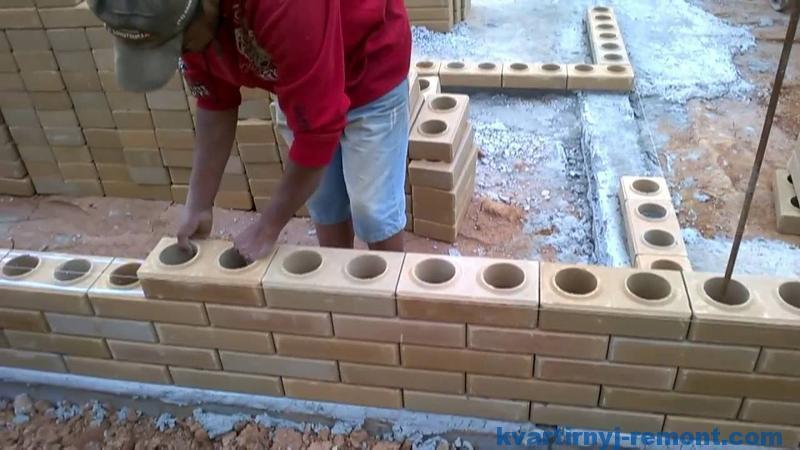 Строим стену