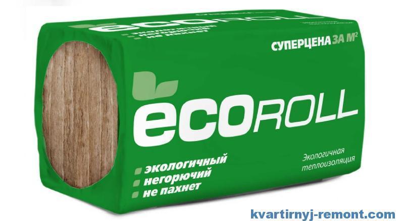 Плиты EcoRoll