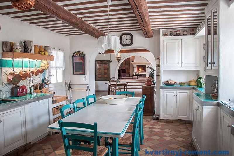 Французский стиль кантри в вашем доме