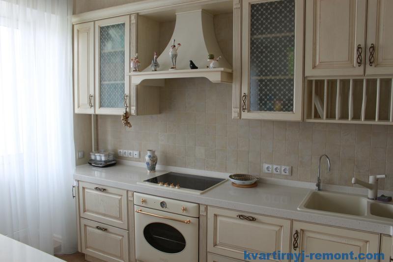 Кухня и бытовая техника в одном стиле