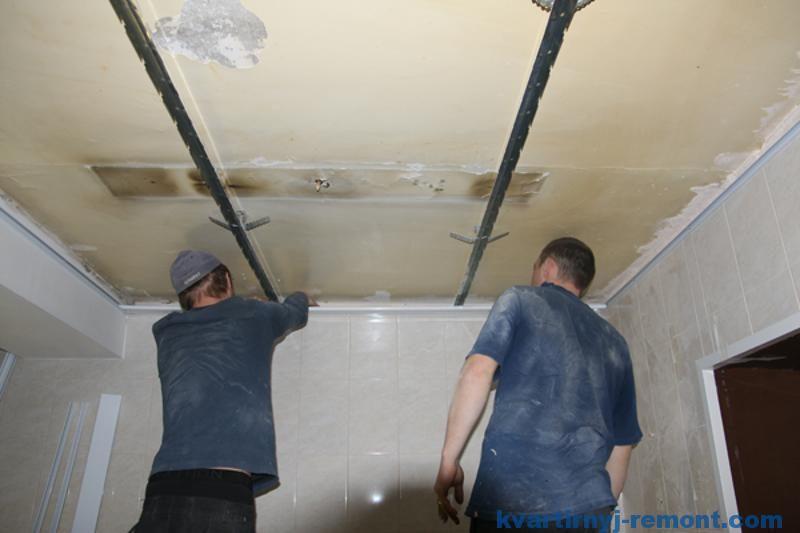 Как выровнять стены в комнате 139