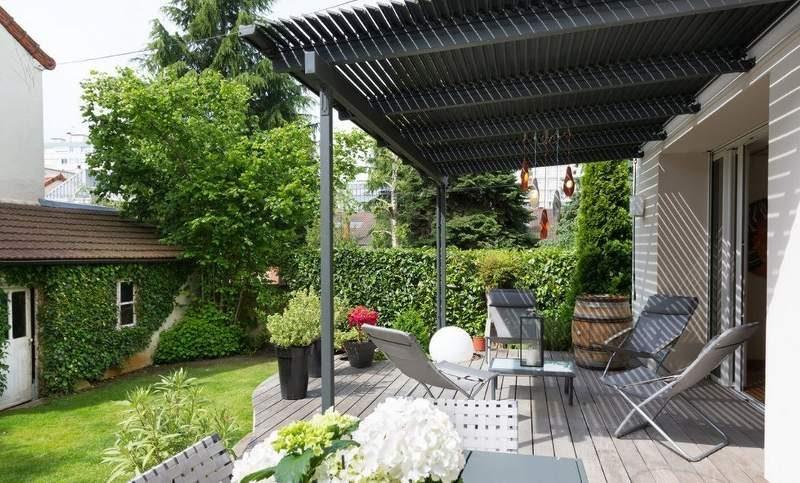 Что построить на заднем дворе