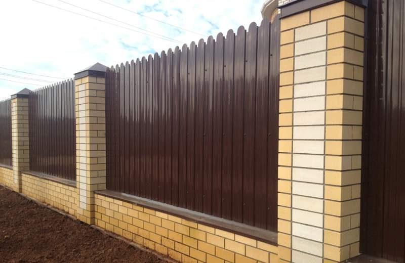 Какой забор лучше?