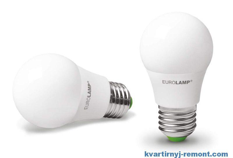 Классическая светодиодная EUROLAMP LED Лампа