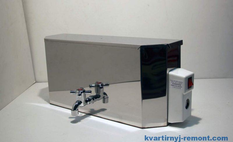 Водонагреватель наливной Успех 15 литров