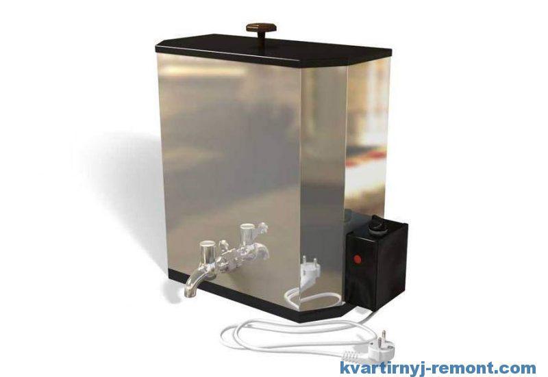 Электрический наливной водонагреватель — один из самых оптимальных вариантов для дачи