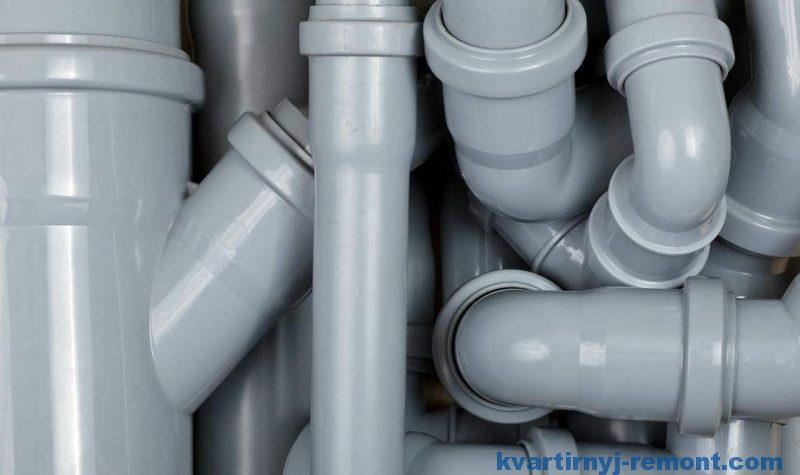 Хитрости монтажа канализации из труб ПВХ