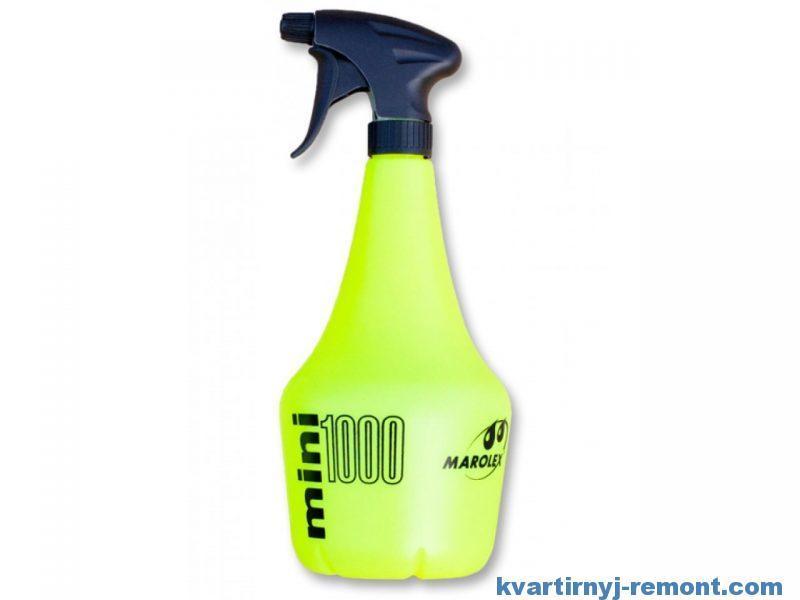 Marolex - Mini 1000, Распылитель ручной с триггером, 1л