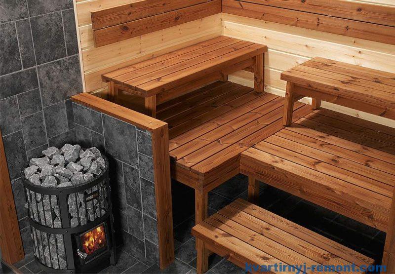 Финская печь для сауны Harvia Sauna