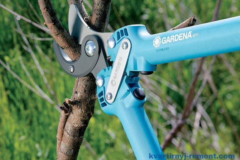 Инструмент для обрезки кустарников