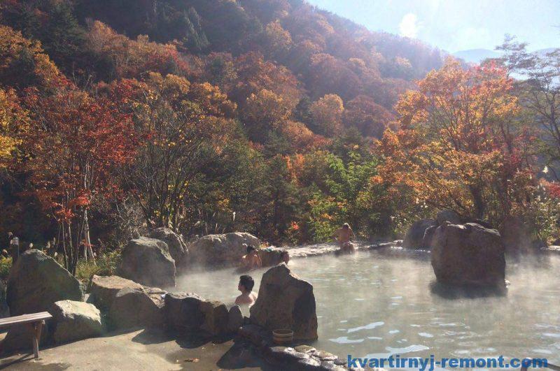 Онсен - японская баня
