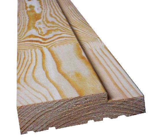 Необработанная деревянная коробка