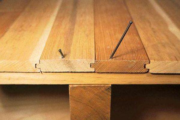 Скрипит пол, возможные причины и методы устранения скрипа