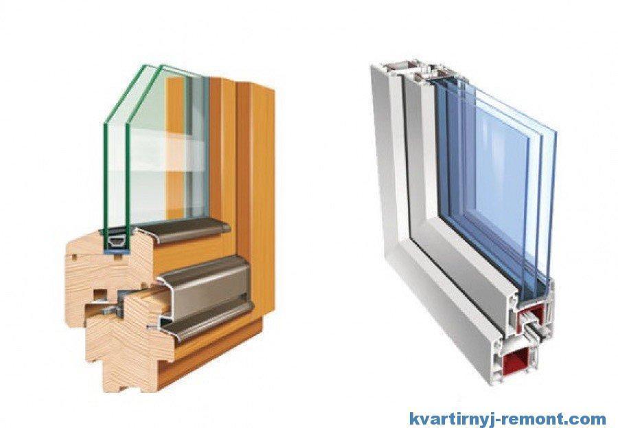 Пластиковые или деревянные окна: что лучше?