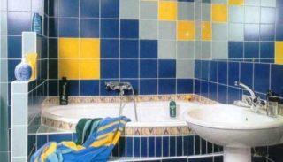 Как сделать аккуратно укладку керамической плитки в ванной