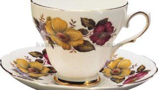 9 идей для красивых украшений из чашек