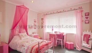 Обязательно ли делать комнату девочки розовой?