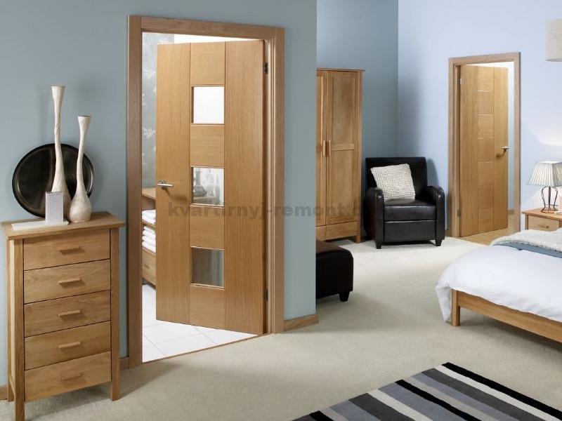 Какой должен быть проем для установки межкомнатной двери