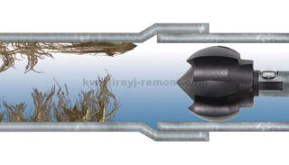 Особенности прочистки канализации гидродинамическим способом