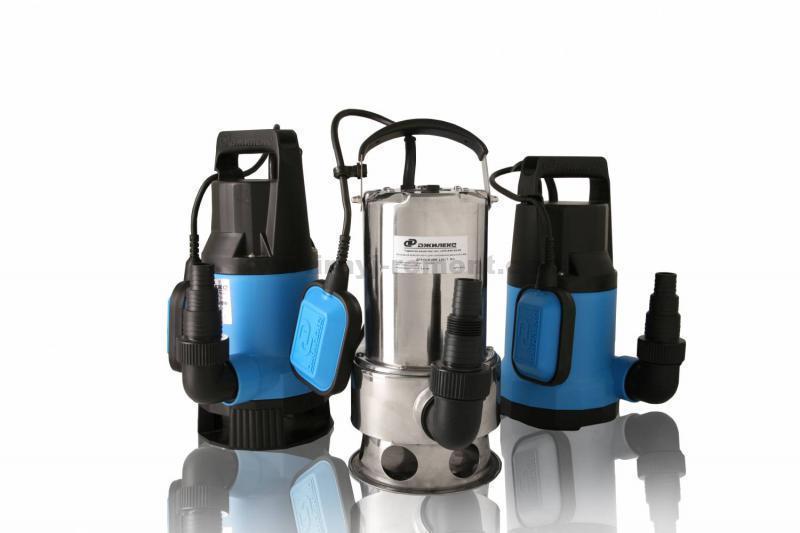 Насос для откачки канализации в домашних условиях