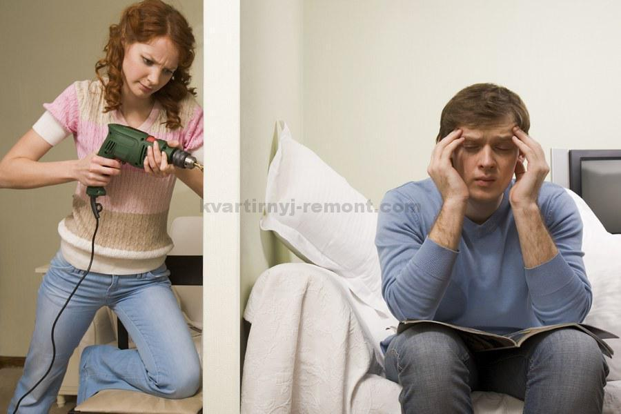 Правила ремонта в квартире. Когда можно шуметь?