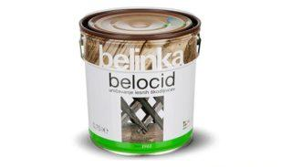 Импортный препарат belinka биоцид