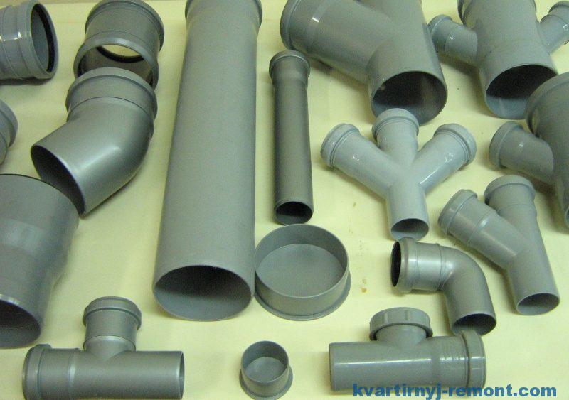 Трубы канализации
