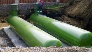 Как выбрать газгольдер для загородного дома
