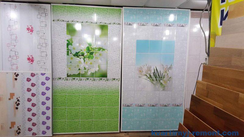 Стеновые ПВХ-панели для комнаты