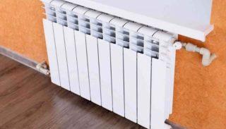 Современный биметаллический радиатор