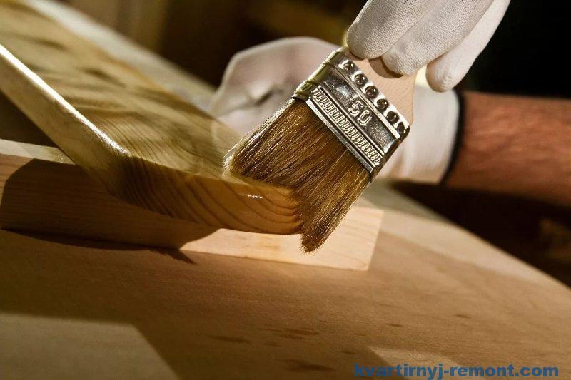 Обработка древесины от влаги и гниения