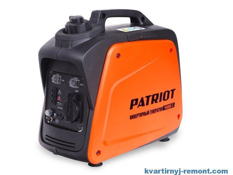 Генератор инверторный Patriot 1000i