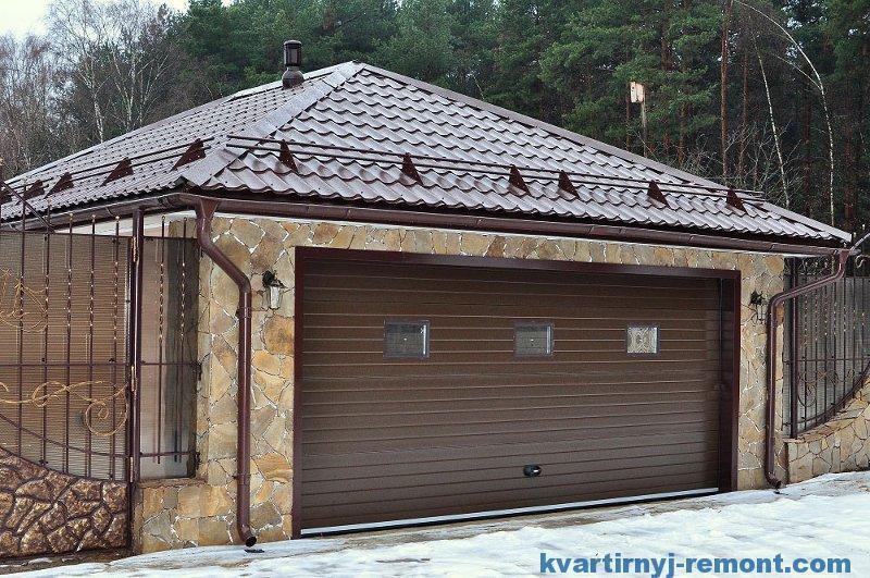 Как правильно построить гараж?