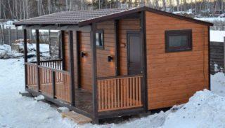 Каркасная баня: плюсы и минусы, нюансы строительства