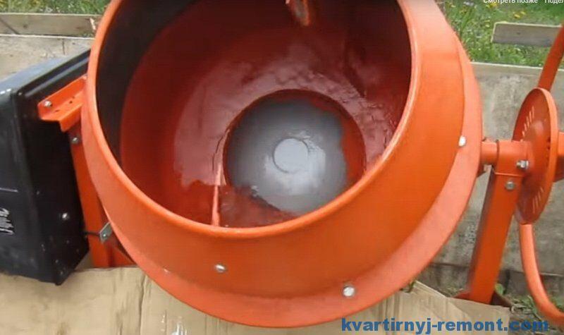 Залить воды