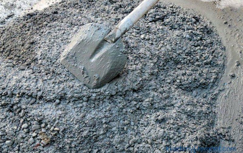 Консистенция бетонной смеси
