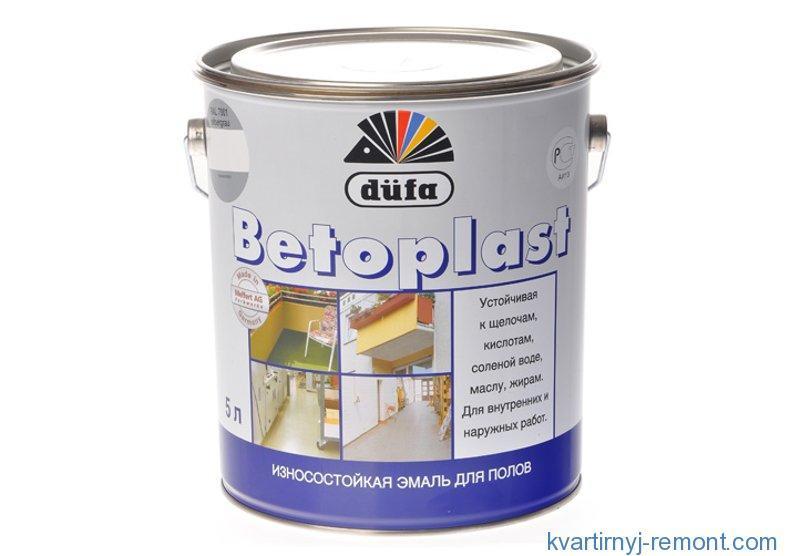 Dufa Betoplast