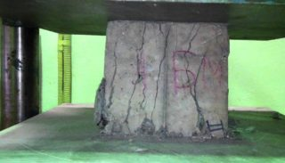 Сколько времени бетон набирает прочность