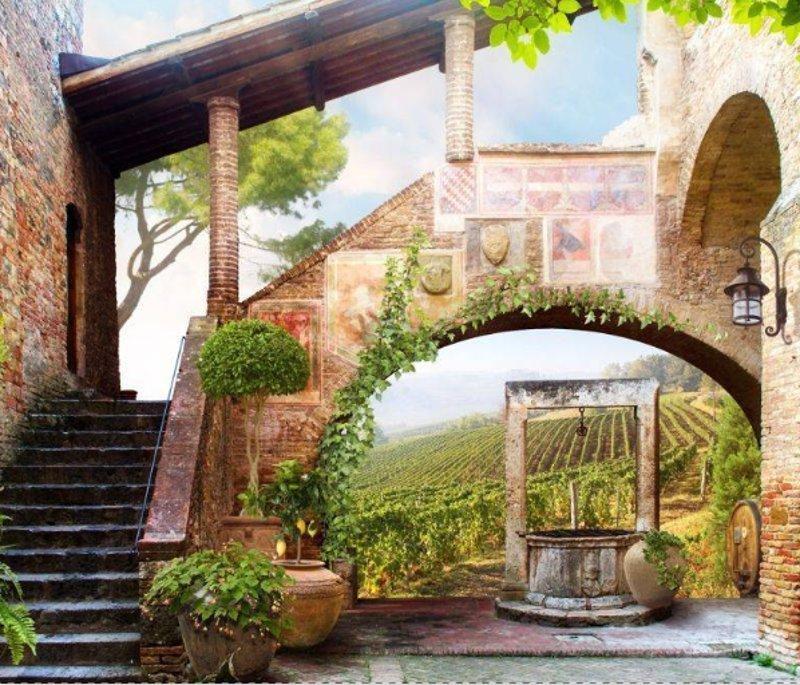 Фото 3. Арка в доме. арт. 31867