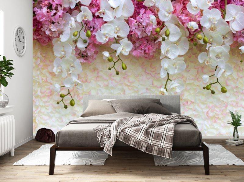 Фотообои 3d в спальню – лучшие идеи дизайна